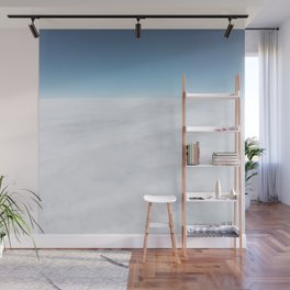 Curve of the Earth Wall Mural