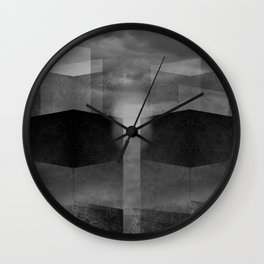 Persephone's Plight Wall Clock