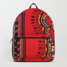 GH Motifs in Yoruba StyleS Backpack