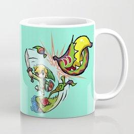 Legend of Zelda Wind Waker Boko Baba T-Shirt Coffee Mug