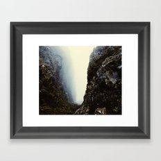 Wild Ireland #society6 #home #decor #tech Framed Art Print