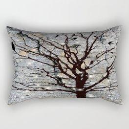 Sparkling Nights Rectangular Pillow