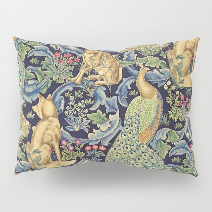 """William Morris """"Forest"""" 1. Pillow Sham"""