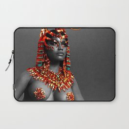 Queen is the title Laptop Sleeve