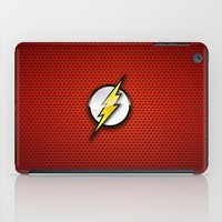 the flash iPad Cases featuring FLASH by neutrone