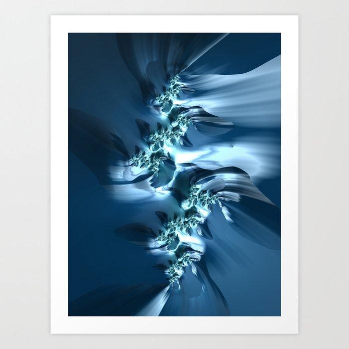 Sea #3 Art Print