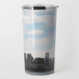 City Swept Travel Mug