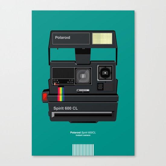 Polaroid II Canvas Print