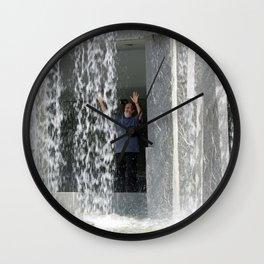 OMmmm Wall Clock