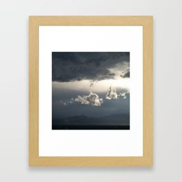 Movements Framed Art Print