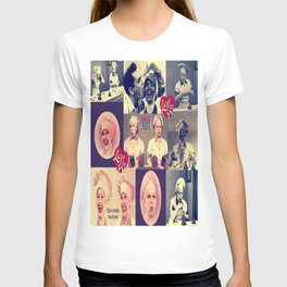 RETRO LUCY COLLAGE T-shirt