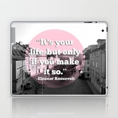 It's Your Life Laptop & iPad Skin