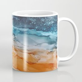 Sunrise in the City Coffee Mug