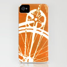 Orange Bike iPhone (4, 4s) Slim Case