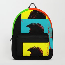 Popart punk Backpack