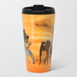 African Safari Travel Mug