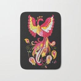 Firebird - Fantasy Creature Bath Mat