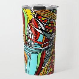 Comix 6 Travel Mug
