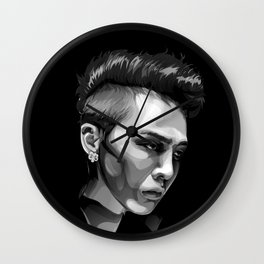Kwon Ji Yong / G-Dragon Wall Clock