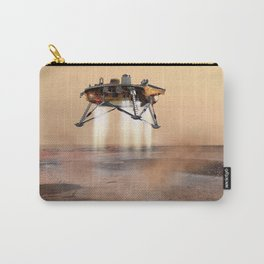 Concept Art of Phoenix Mars Lander Carry-All Pouch