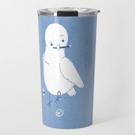 Peaceful painting Travel Mug