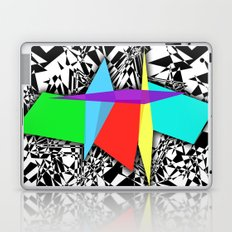 Color Sculpture Laptop & iPad Skin