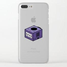 Nintendo Gamecube Clear iPhone Case
