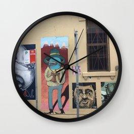 litbird Wall Clock