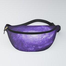 Pinwheel Galaxy Ultraviolet Fanny Pack