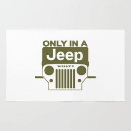 jeep Rug