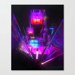 UNLIMITED SPECTRUM (everyday 11.29.17) Canvas Print