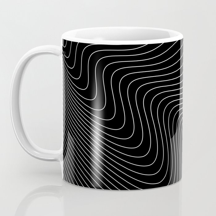 Distortion 017 Coffee Mug
