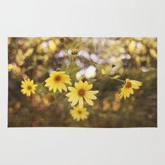 Five Flowers Rug