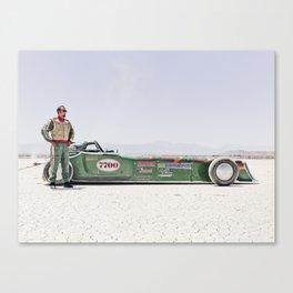 World of Speed 7700 Canvas Print