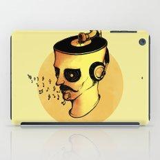 Record Player - ANALOG zine iPad Case