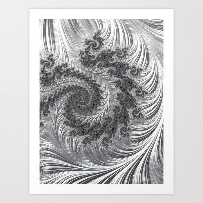 Arctic Night 2 Art Print