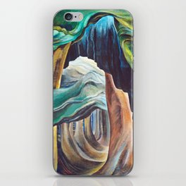 Emily Carr Forest British Columbia Painting iPhone Skin