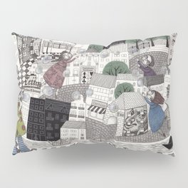 Catch Them if you Can Pillow Sham