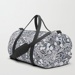 Topical Daydream Deep Natural Duffle Bag