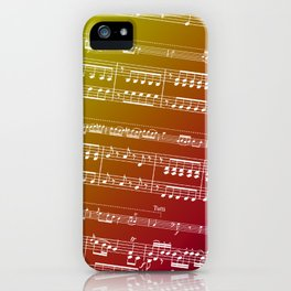 Concerto for Double Bass iPhone Case