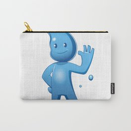 Water boy Cartoon Carry-All Pouch