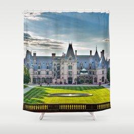 The Bilmore Estate Shower Curtain