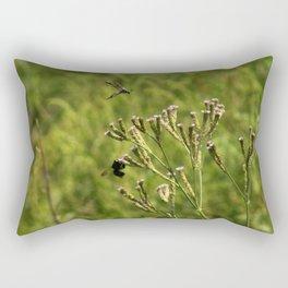 landing Rectangular Pillow