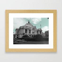 bellas artes Framed Art Print