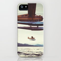 Fly me to Alaska iPhone (5, 5s) Slim Case
