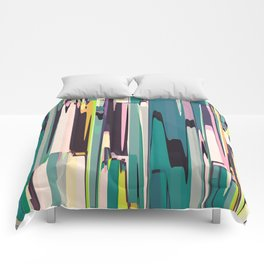 Abstract Composition 640 Comforters