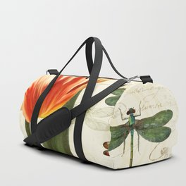 Natural History Sketchbook II Duffle Bag