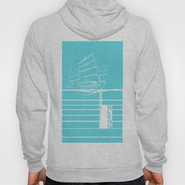 Poster Project | Bless Ship Hoody