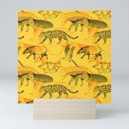 Wildlife of Amazonia I (#saveamazonia) Mini Art Print