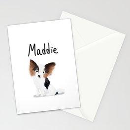 "Custom Artwork, ""Maddie"" Stationery Cards"